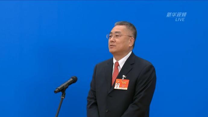 委员通道丨陈志列委员:深圳的土特产是企业家