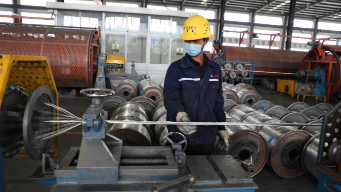 苗圩:制造业占GDP比重降得过早过快,将带来产业安全隐患