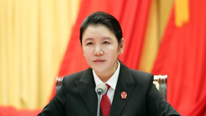 最高法党组副书记、常务副院长贺荣:确保民法典统一正确实施