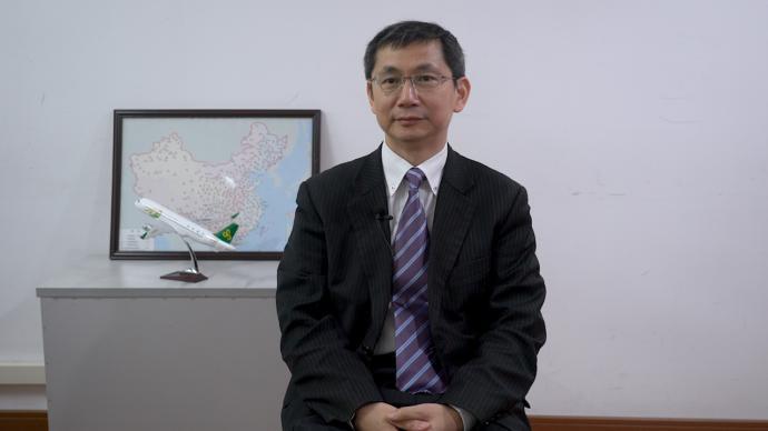 会见企业家|春秋航空王煜:中国航空客运的黄金十年才刚开始