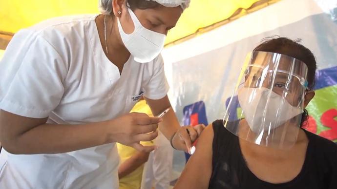 玻利維亞副外長布蘭科:新冠疫苗應成為全球公共產品