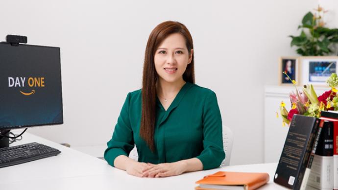 对话亚马逊全球副总裁Cindy Tai