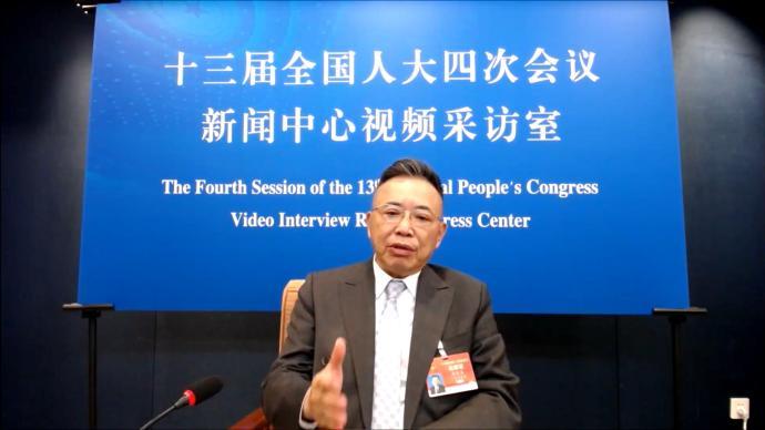 会见企业家|李东生:掌握技术打破封锁