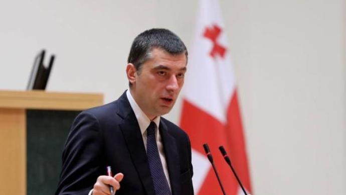 总理换人、反对派被捕,格鲁吉亚政治?;纱蠊┺牡蓟鹚??