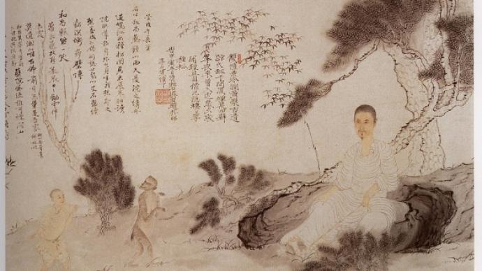 """石涛历史地位变迁考:从""""名不出扬州""""到""""石涛热""""的形成"""