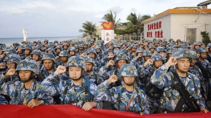 """回望""""3·14"""",致敬不可磨灭的海战记忆!"""