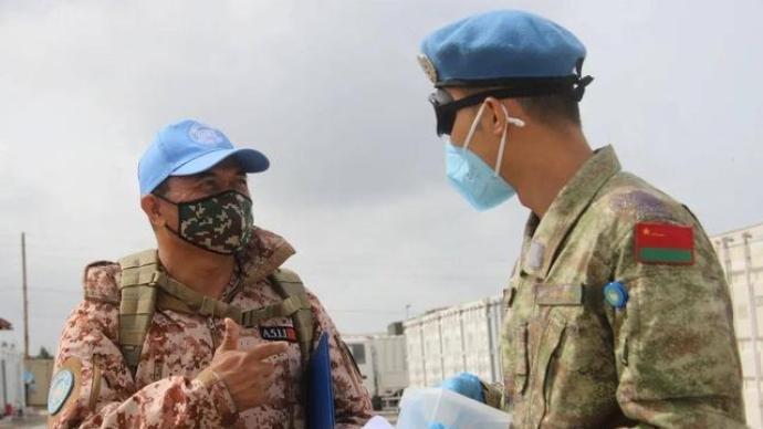 我赴黎维和分队高标准通过联合国军事能力评估