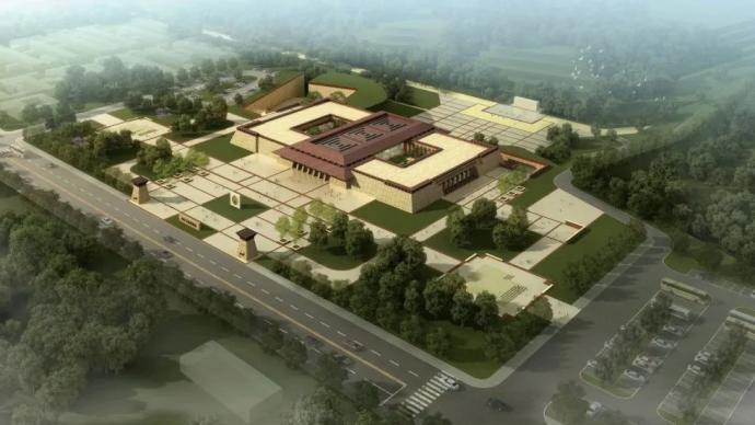 中国考古百年|呈现帝尧与陶寺文化,陶寺遗址博物馆昨奠基