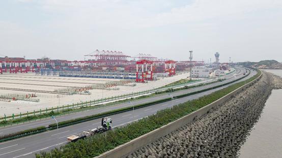 星耀娱乐:图森未来获上海智能网联汽车示范应用资格,拟在临港载货测试