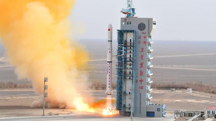视频丨我国成功发射遥感三十一号04组卫星