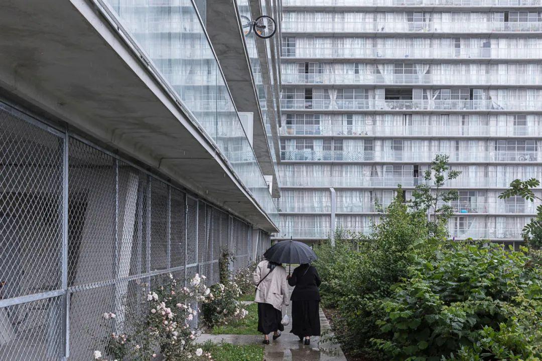530套公寓©Laurian Ghinitoiu