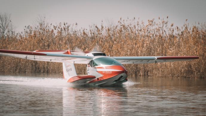 十年磨一剑!我国自研的首款水陆两用通用航空器获型号合格证