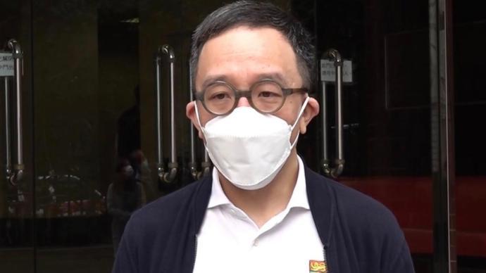 港大医学院院长梁卓伟:香港健身中心群组属超级传播
