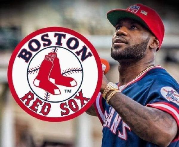 詹姆斯入股了波士顿红袜队。