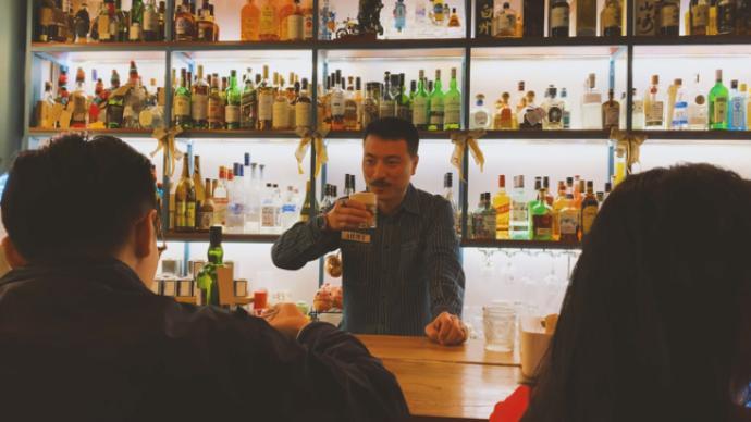 守业纪事|酒吧