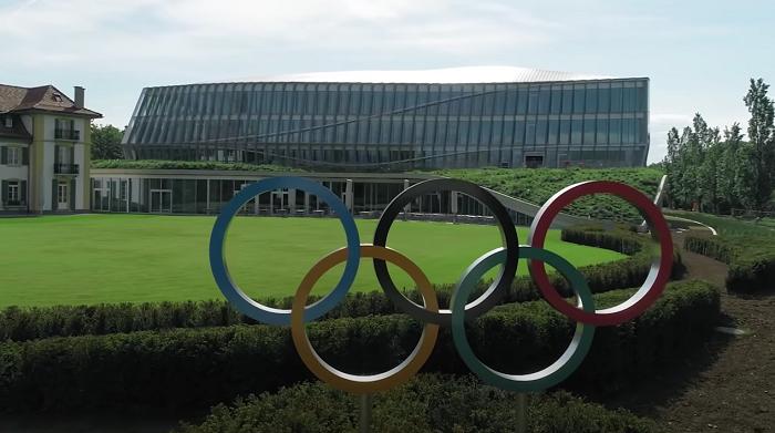 国际奥委会位于洛桑的总部
