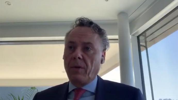 瑞银集团CEO:未来十年全球增长至少30%来自中国