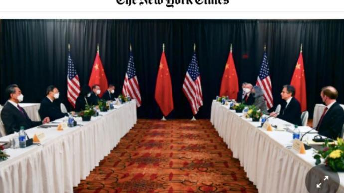美国资深记者:拜登政府应主动作为,修复美中关系