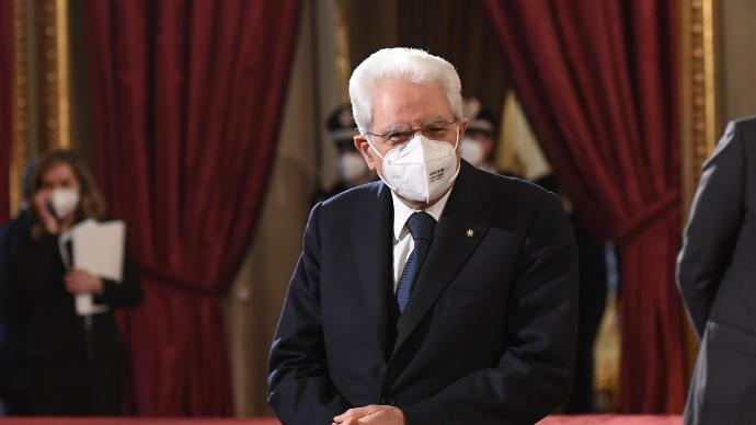 意大利总统马塔雷拉:根除黑手党是可能的和必须的