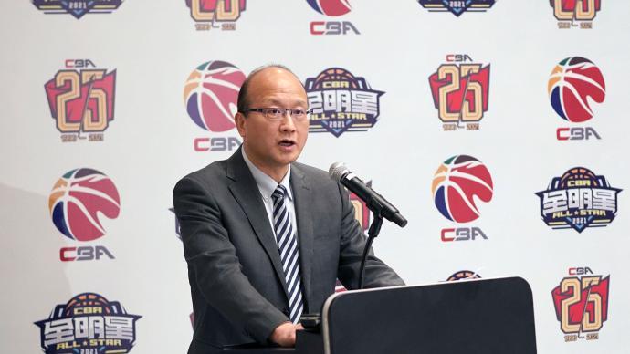 张雄:CBA裁判队伍青黄不接,正加强培训和完善考评体系