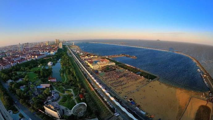 金山打响上海湾区品牌:提升经济含金量,打造长三角门户节点