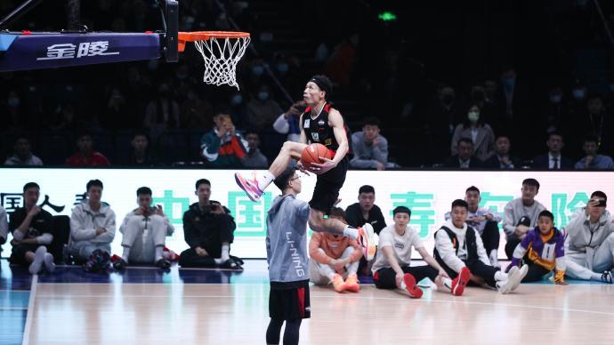 纵观CBA 这次全明星周末,我被中国篮球的真诚打动了
