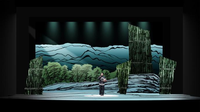 都市新淮剧《寒梅》:红色题材戏曲创作的一次深入思考