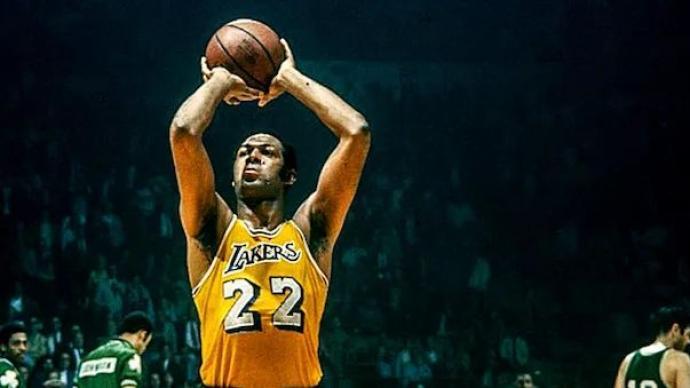 埃尔金·贝勒逝去了,他是NBA史上最不走运的传奇