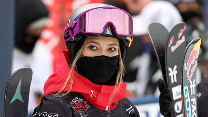 谷爱凌已获北京冬奥会参赛资格