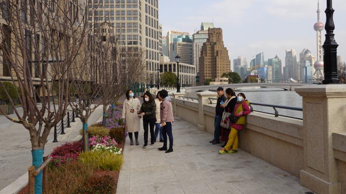 苏州河体验图志|滨河街区路上观察即将开启
