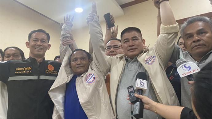 """""""南方不敗""""一敗再敗,內外夾攻下泰國民主黨還能重振雄風否"""