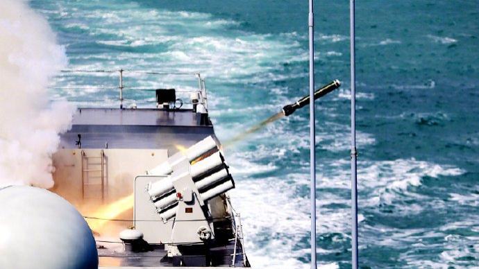 东部战区海军东海实弹演练,检验实战背景下实际使用武器能力