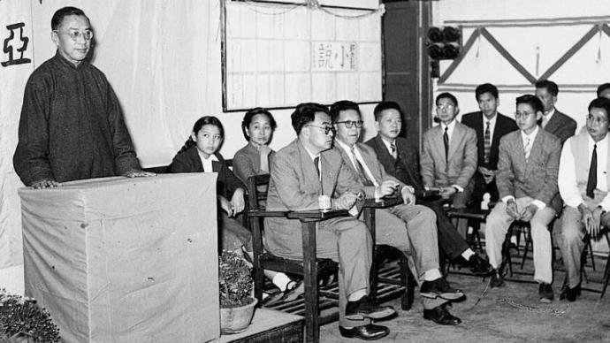 谢正光 新亚书院六年杂忆(1960-1966)