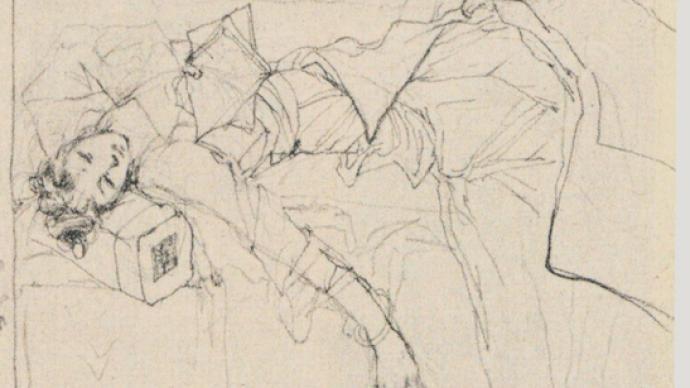 程十發繪畫實踐與拉斐爾前派、珂勒惠支等的影響