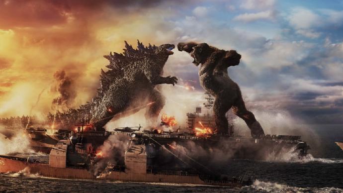 《哥斯拉大戰金剛》票房破2億,成復工后首日票房最高進口片