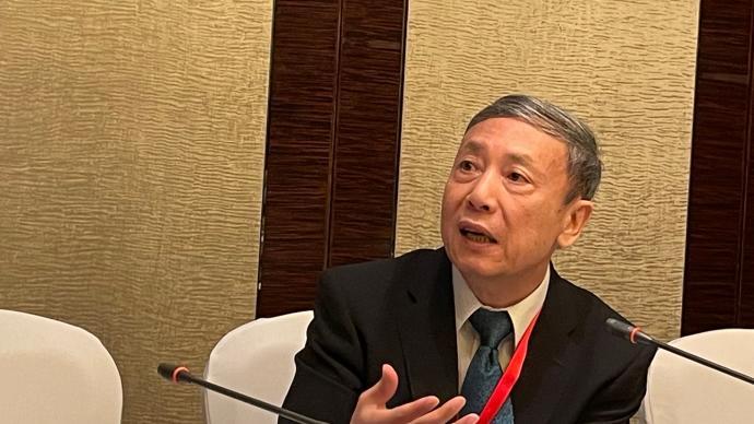 蔡昉答澎湃:保住了人的基本生活,才能提高生產率