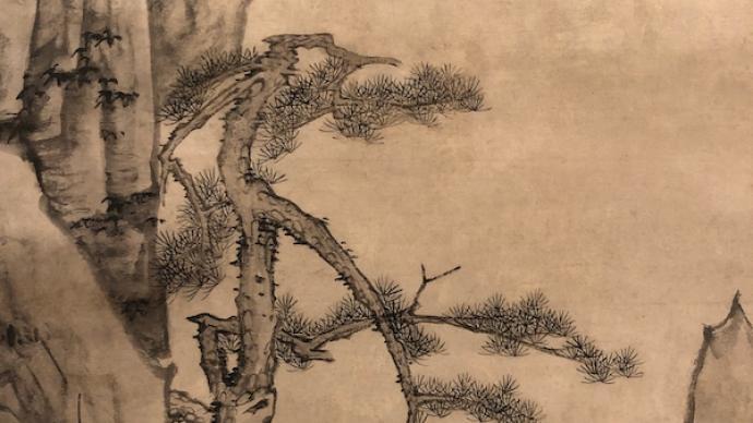 """""""漸江特展""""今日落幕,再讀""""家在黃山白岳之間"""""""