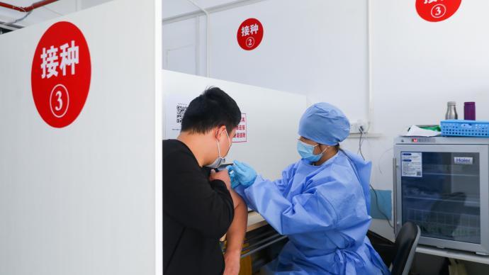 中疾控專家:盡量使用同一個企業品種疫苗完成兩劑次接種