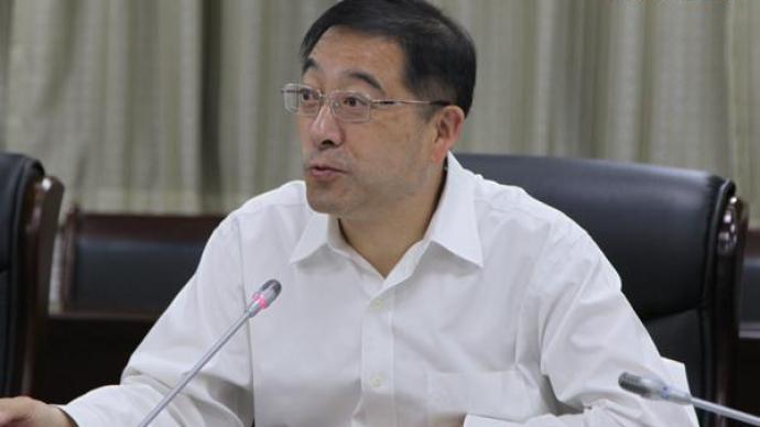 鄭州市人大常委會副主任法建強涉嫌嚴重違紀違法,已主動投案