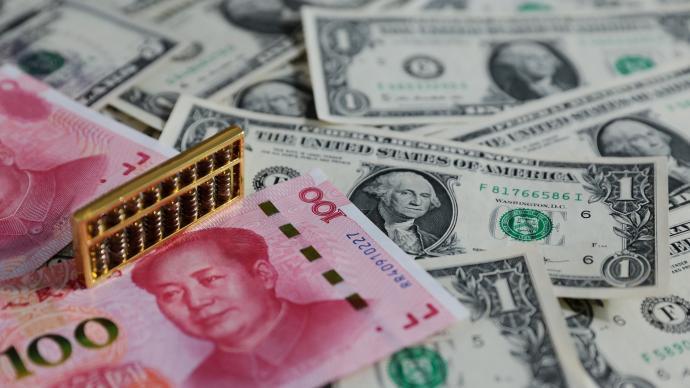 在岸、離岸人民幣對美元匯率雙雙跌破6.56,創3個月新低