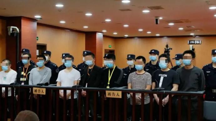 長江十年禁漁期內非法捕撈水產品罪案今日開審:9人分別獲刑