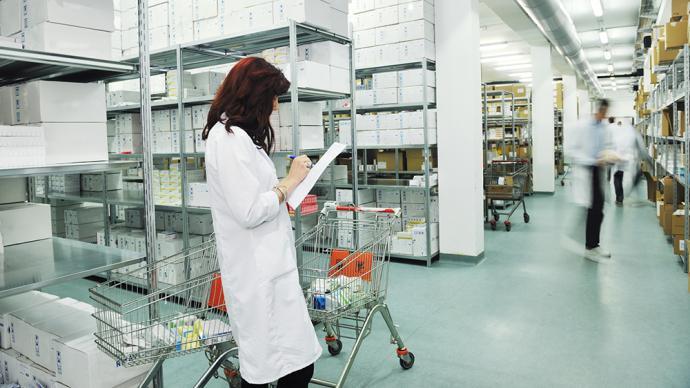 報告:醫藥制造業首次成為銀行信貸投向重點支持行業之首