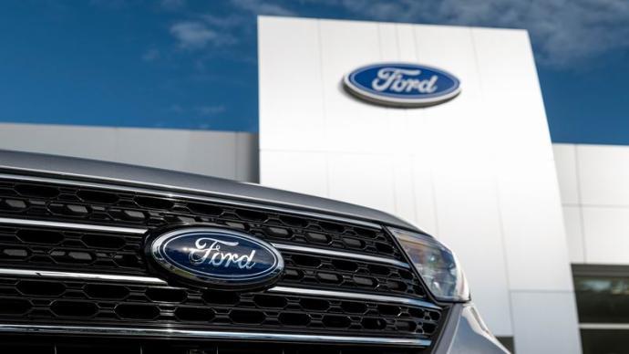 因为缺芯,福特北美多家工厂将停产、取消加班