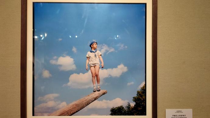 看展览|法国摄影师贝尔纳•弗孔的置景摄影