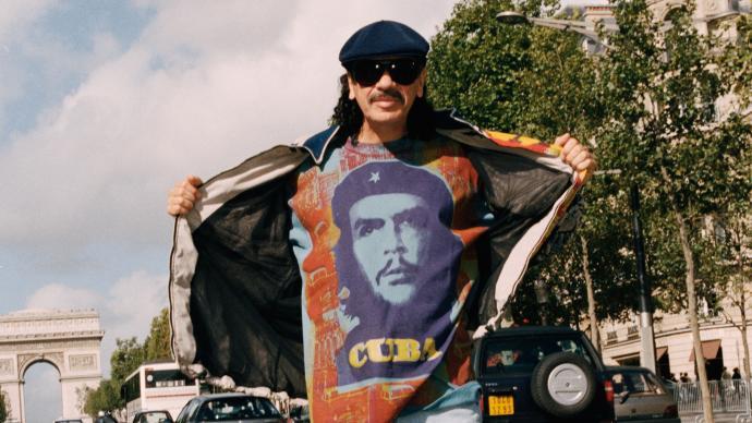 T恤上的切·格瓦拉(下):从英雄领袖到时尚符号