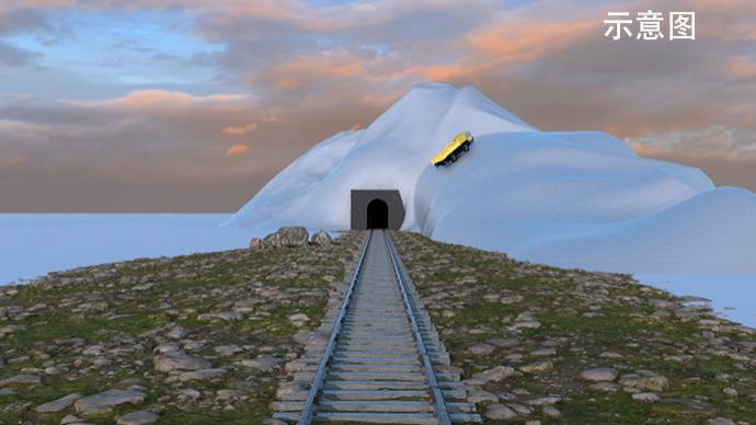 3D模拟丨台铁太鲁阁号出轨事故