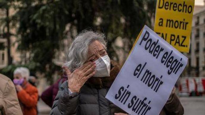 西班牙:安乐死合法化前的38年