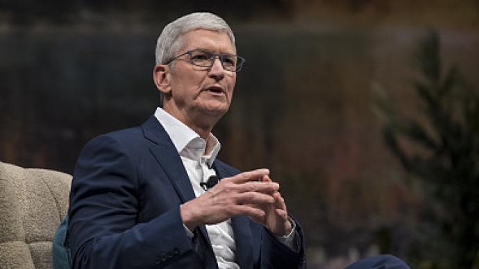 库克暗示苹果开发自动驾驶技术,称苹果喜欢集成硬件软件服务