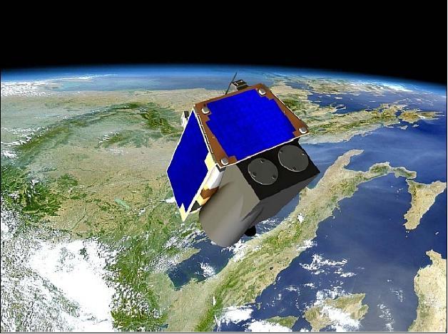 微小卫星快速发展,很多商业遥感卫星也具备很大的军用潜力。