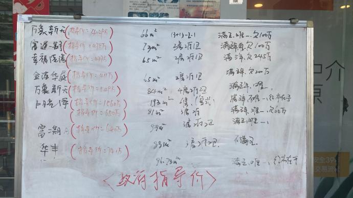 货殖列传|最严调控下的深圳:打游击战的中介和迷茫的投资客